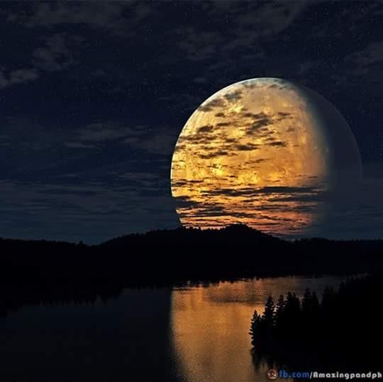 Pleine lune solstice juin 2016